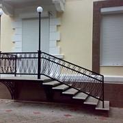 Лестницы, площадки, ступени. фото