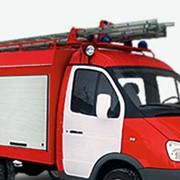Автомобиль первой помощи АПП-3 на шасси ГАЗ-3302 фото