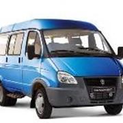 Микроавтобус ГАЗ-32212 фото