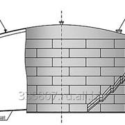 Резервуар вертикальный РВС–10 000 м3 фото