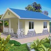 Строительство быстровозводимых, модульных загородных домов. фото