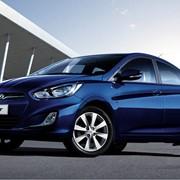 Автомобиль Hyundai, Accent, легковые автомобили, Хундай, Хюндай фото