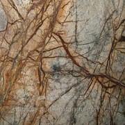 Мрамор bidassar brown слябы фото
