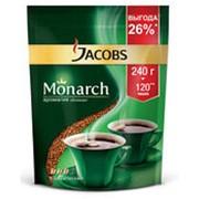 Кофе JACOBS Monarch классический растворимый, 240г фото