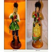 Куклы резные фото