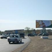Наружная реклама в Актау 22 мкр фото