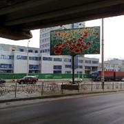 Услуги по рекламе на магистральных и шоссейных дорогах фото