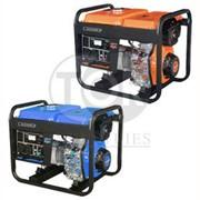 Генератор дизельный TOR LB-4000CXE 3,0кВт (COP), 380В, 12,5л фото