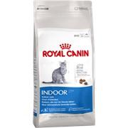 Indoor 27 Royal Canin корм для кошек живущих в домашних условиях, от 1 года до 7 лет, Пакет, 2,0кг фото