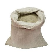 Песок в мешках сеянный фото