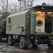 Подвижный банно-прачечный комплекс ПКБП-10 фото