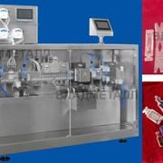 Автомат блистерной упаковки для жидких продуктов фото