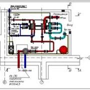Сооружение и реконструкция тепловых пунктов, узлов учета тепловой энергии и теплоносителя, теплопотребляющих систем фото