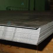 Горячекатаный стальной лист 1,00 х 2,00 m фото
