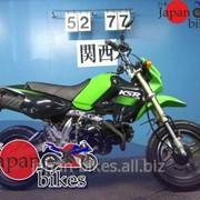 Мотоцикл Kawasaki Ksr 110 фото