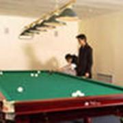 Бильярд в гостинице в Алматы фото