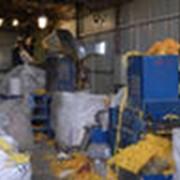 Сбор и переработка промышленных отходов полимеров фото