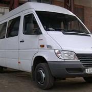 Микроавтобус Мерседес-Бенц 408-416 CDI Спринтер фото