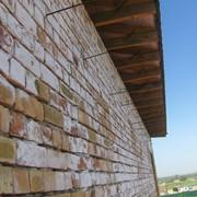 Гидрофобизация фасада, удаление высолов фото