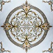 Панно JMB201-1 (4шт/ком), Орнамент, 120*120 см, 28кг/ком фото