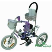 Велосипед ортопедический для детей ДЦП Модель №2 фото