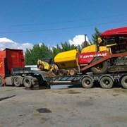 Аренда Перевозка Негабарита 110 тонн фото