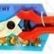 Секатор 220мм зубч с никел покр. на картонной подложке С-41-5Н фото