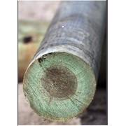 Опора ЛЭП ГОСТ деревянная пропитанная 9 м