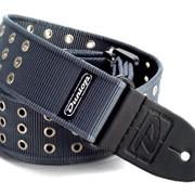Гитарный ремень Dunlop D3834 GY Grommet Grey фото