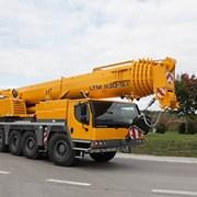 Аренда автокрана, крана Liebherr LTM 1300 300 тонн фото