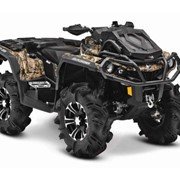 Квадроциклы 2014 Can-Am Outlander X mr 1000 фото