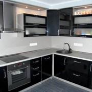 Изготовление кухонь на заказ по индивидуальным проектам фото