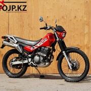 Мотоцикл кроссовй Kawasaki Super Sherpa фото