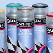 Аэрозольные краски Car-Rep фото