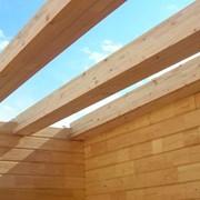 Балки деревянные от производителя фото