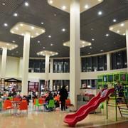 Освещение торговых залов фото