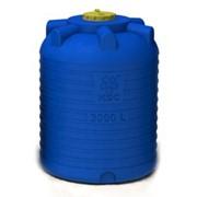 Емкость Цилиндрическая 3000 литров