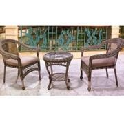 Комплект плетеной мебели Гавана фото