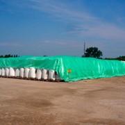 Полипропиленовый полог для обвертывания грузов. фото