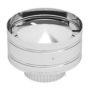 Дефлектор ЦАГИ для печи Согра. фото