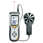 Термоанемометр с измерением объёмного расхода воздуха DT-8893 фото