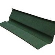 Ендова, цвет зеленый, длина 1.0 метр, полезная 0.85 м,. фото