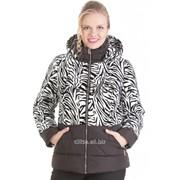 Куртка Black Leopard 0692 черный фото