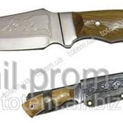 Туристический нож Спутник 1М (230x38) фото