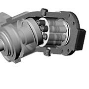 Гидронасос 210.12.04 (210.12.12.01 Г.Л.) шлиц. левый фото