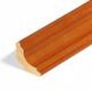 Плинтусы, Плинтус деревянный лиственных пород фото