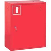 Шкаф пожарный для 2 огнетушителей фото