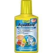 Подготовка водопроводной воды для аквариума Tetra AquaSafe 50 мл фото