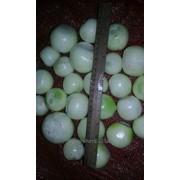 Очищенный лук, репчатый, размер 3-8 см