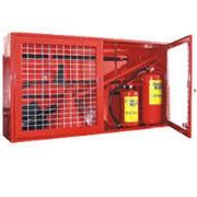 Шкафы для обеспечения пожарной безопасности фото